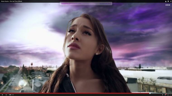 Watch Ariana Grandes Catastrophic One Last Time Video Rolling