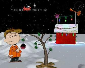 Charlie Brown Christmas Wallpaper Desktop 1
