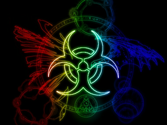 Wallpapers For Cool Biohazard Symbol Wallpaper