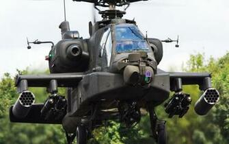 Home Military Apache Helicopter HD Wallpaper