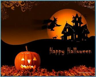 Halloween screensavers and wallpapers   Download