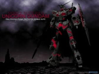 Wallpapers Dekstop 4 U Gundam Wallpaper