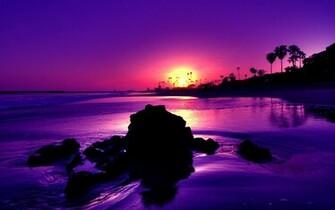Beautiful Beach Sunset Wallpaper 9339 Hd Wallpapers in Beach