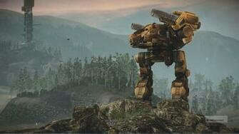 MechWarrior Online desktop wallpaper 7 of 42 Video Game Wallpapers