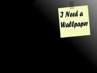 need a wallpaper funny black theme wallpaper