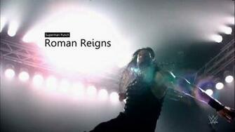 WWE Superstar Roman Reigns HD Wallpapers HD Wallpapers