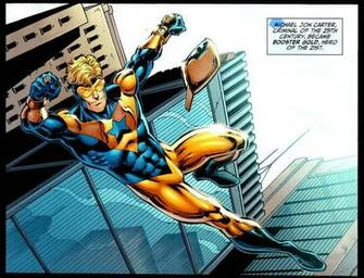 Booster Gold Wallpaper 14   1280 X 978 stmednet