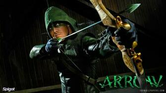 CW Arrow HD Wallpaper   iHD Wallpapers