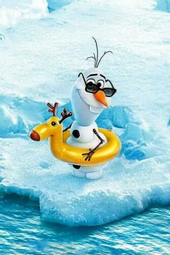 Olaf Frozen Iphone Wallpaper Olaf frozen