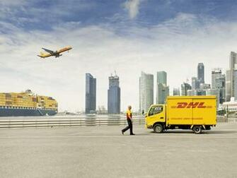 The Range is at home with DHL