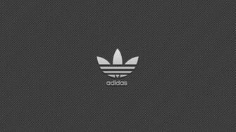 Download Wallpaper 2048x1152 Adidas Brand Logo HD HD