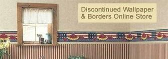 WallUSAcom   discontinued wallpaper borders store