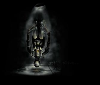 Still Alive [Wallpaper] by apinck12