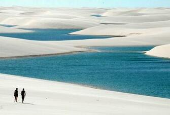 Lenis Maranhenses   The pristine oasis of blue water   Places to