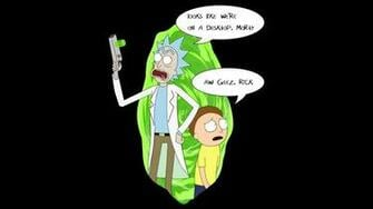Rick and Morty Wallpaper found in rpcmasterrace