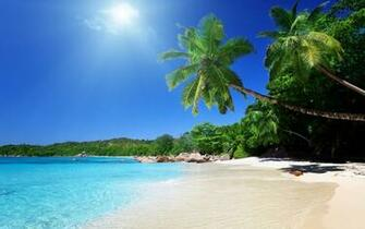 Beach Screensavers and Wallpapers Tropical Beach Scenes 1024640