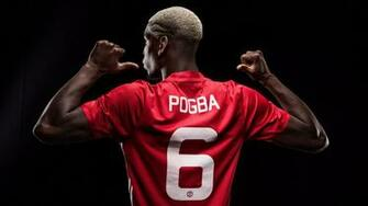 Paul Pogba Manchester United Wallpaper Ides dimages la joueur