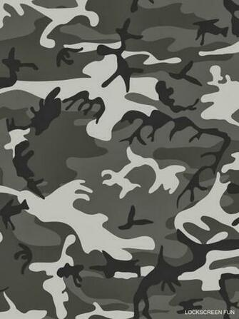 Camouflage wallpaper perfect for blending in click image to enlarge