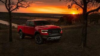 2019 Ram 1500 Rebel Quad Cab 3 Wallpaper HD Car