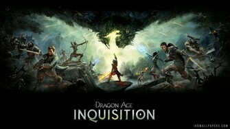 Dragon Age Inquisition HD Wallpaper   iHD Wallpapers