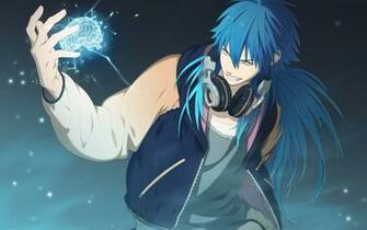 Blue Haired Anime Boy Wallpapers   1680x1050   904441