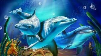 Dolphin Backgrounds wallpaper wallpaper hd background desktop