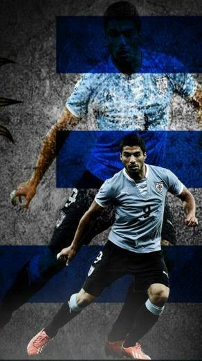 Luis Suarez Uruguay iPhone Wallpaper 2019 3D iPhone Wallpaper