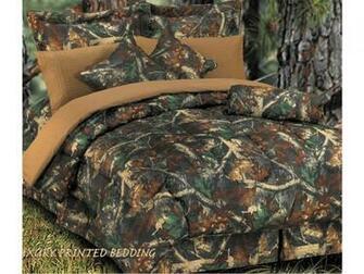 Oak Camo Boys Bedding Sweet Peaches Bedding