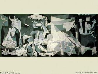 Pin Guernica Wallpaper Pablo Picasso Paintings Background