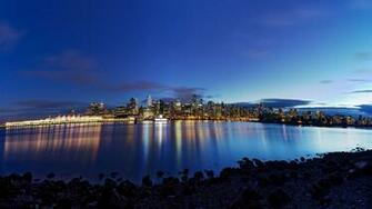 Wallpapers City Vancouver Wallpaper