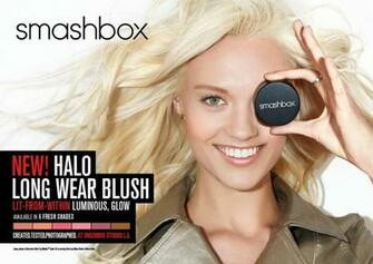 Antm winners images Laura James for Smashbox Cosmetics HD