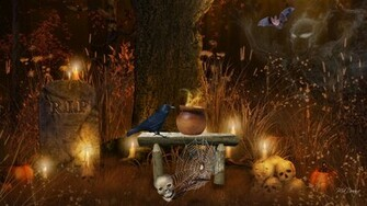 1920x1080 Halloween 3d 2014 Wallpapers Hd Pictures to like or share on