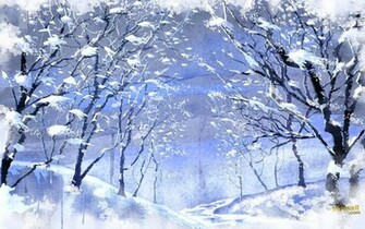 Best Snow Winter Wallpaper FreeComputer Wallpaper Wallpaper