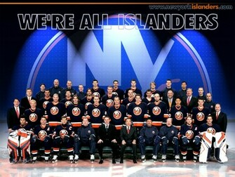 Download New York Islanders wallpaper New York Islanders Team