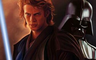 Darth Vader the chosen one who changed the history of Star Wars