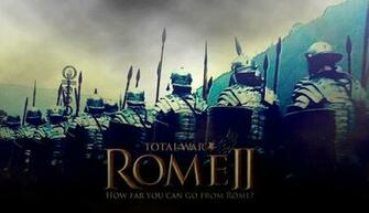 the total war rome 2 game has been revealed by creative assembly total