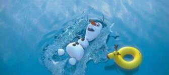 Seven Scenes From Frozen that Will Melt Your Heart Starring Olaf