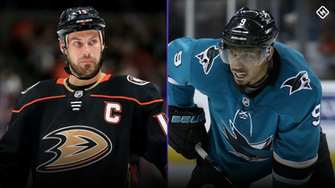 NHL playoffs 2018 Predictions odds for Ducks vs Sharks first