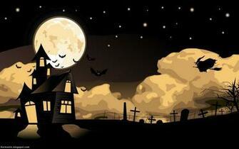 wallpaper Wallpaper Halloween Widescreen