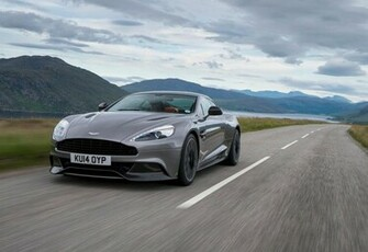 Aston Martin Vanquish Car Wallpapers 2015 Automobiles