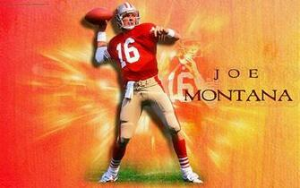 San Francisco 49Ers Joe Montana   1887067