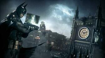Batman Game Arkham Knight 2d HD Wallpaper