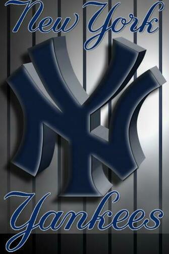 New York Yankees 3D Logo Wallpaper Download Wallpaper