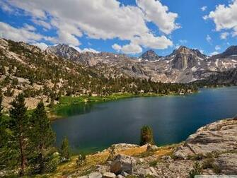 Kings Canyon National Park 4K HD Desktop Wallpaper for Wide