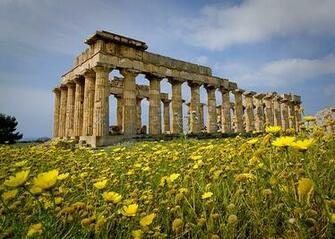 Sicily Selinunte Temple creative commons wallpaper Flickr   Photo