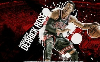 Derrick Rose MVP by Angelmaker666 on deviantART