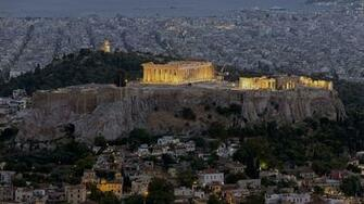 Athens HD Wallpapers 7wallpapersnet