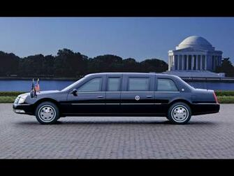 2006 Cadillac DTS Presidential Limousine   Side   Jefferson