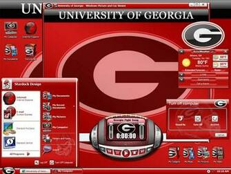 Download Uga Wallpapers To Your Cell Phone Bulldogs Georgia Logo