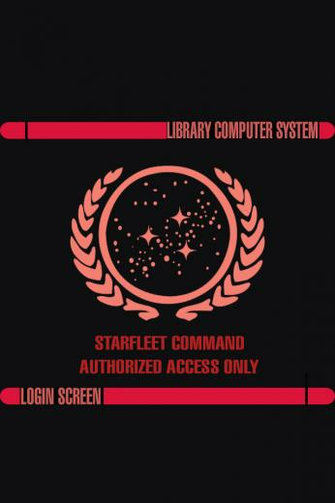 Download LCARS console from Star Trek With the Star Trek